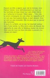 L'Ami De Coeur - 4ème de couverture - Format classique