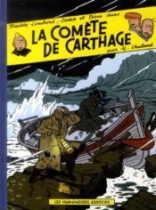 Freddy Lombard ; la comète de Carthage - Couverture - Format classique