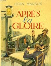 Apres La Gloire - Couverture - Format classique