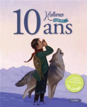10 histoires pour mes 10 ans - Couverture - Format classique