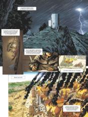 Le dernier Cathare T.2 ; le sang des hérétiques - Couverture - Format classique