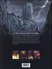 Le dernier Cathare T.2 ; le sang des hérétiques - 4ème de couverture - Format classique
