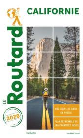 Guide du Routard ; Californie (édition 2020) - Couverture - Format classique