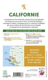 Guide du Routard ; Californie (édition 2020) - 4ème de couverture - Format classique
