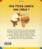 Imagram t.6 ; une pizza contre une pièce ! - 4ème de couverture - Format classique