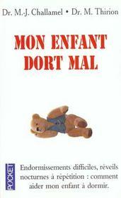 Mon Enfant Dort Mal - Intérieur - Format classique