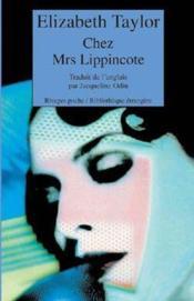 Chez Mrs Lippincotte - Couverture - Format classique