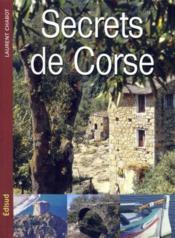 Secrets de Corse - Couverture - Format classique