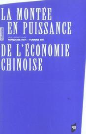 Montee en puissance de l economie chinoise - Intérieur - Format classique