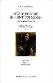 Tout Peintre Se Peint Soi-Meme/Ecrits 3 - Couverture - Format classique