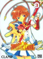 Angelic layer t.3 - Intérieur - Format classique