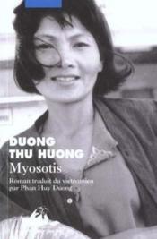 Myosotis - Couverture - Format classique