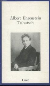 Tubutsch - Couverture - Format classique