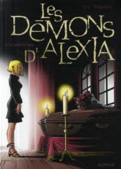 Les démons d'Alexia T.6 ; les larmes de sang - Couverture - Format classique