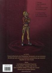 Les démons d'Alexia T.6 ; les larmes de sang - 4ème de couverture - Format classique