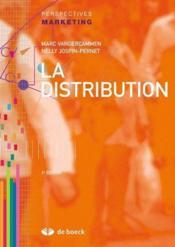 La distribution (3e édition) - Couverture - Format classique