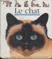 Le chat - Couverture - Format classique