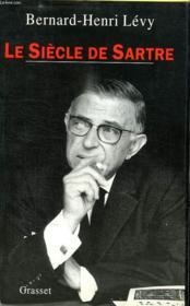 Le siècle de Sartre - Couverture - Format classique