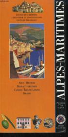 Provence Cote D'Azur. Alpes-Maritimes.Collection : Guides Gallimard. - Couverture - Format classique