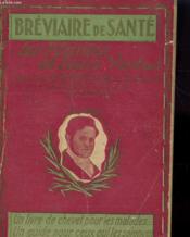 Breviaire De Sante - Les Plantes Et Leurs Vertus - Couverture - Format classique
