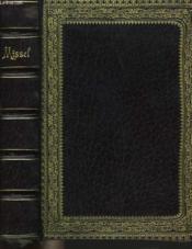 Missel De La Sainte Eucharistie - Couverture - Format classique