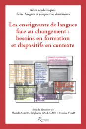 Formation et pratiques enseignantes en contextes pluriels - Couverture - Format classique