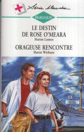 Le destin de Rose O'Meara - Couverture - Format classique