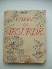 Voyage en Absurde - Couverture - Format classique