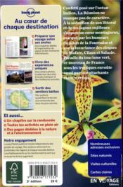 Réunion (3e édition) - 4ème de couverture - Format classique