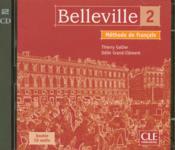 Cd collectif belleville 2 de francais - Couverture - Format classique