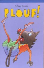 Plouf ! - Couverture - Format classique
