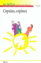Lettre Du Grape N.55 ; Copains Copines - Intérieur - Format classique