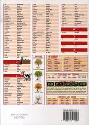Petit Guide T.96 ; Mini Dico Français/Espagnol - 4ème de couverture - Format classique