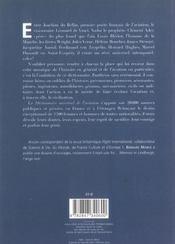 Dictionnaire universel de l'aviation - 4ème de couverture - Format classique