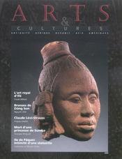 Revue arts et cultures n 7 (francais) - antiquite, afrique, oceanie, asie, ameriques - Intérieur - Format classique