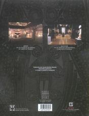 Revue arts et cultures n 7 (francais) - antiquite, afrique, oceanie, asie, ameriques - 4ème de couverture - Format classique