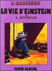 La vie d'einstein t.1 ; enfance - Intérieur - Format classique