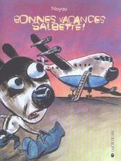 Bonnes Vacances Salbette ! - Intérieur - Format classique