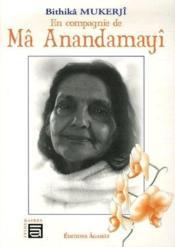 En compagnie de Mâ Anandamayî - Couverture - Format classique