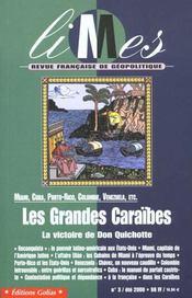 Usa Caraibes ; La Victoire De Don Quichotte - Intérieur - Format classique