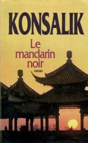 Le Mandarin Noir - Couverture - Format classique