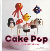 Pop cakes - Couverture - Format classique