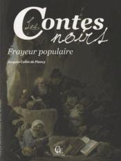 Contes noirs - Couverture - Format classique