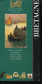 Bretagne. Collection : Guides Gallimard. - Couverture - Format classique