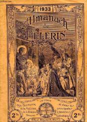 Almanach Du Pelerin, 1933 - Couverture - Format classique