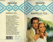 Rappelle Toi... - Lakeland Doctor - Couverture - Format classique