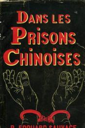 Dans Les Prisons Chinoises - Couverture - Format classique