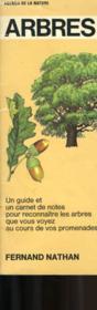 Agenda De La Nature. Arbres. - Couverture - Format classique