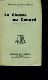 La Chasse Au Canard. - Couverture - Format classique