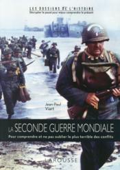 La Seconde Guerre mondiale - Couverture - Format classique